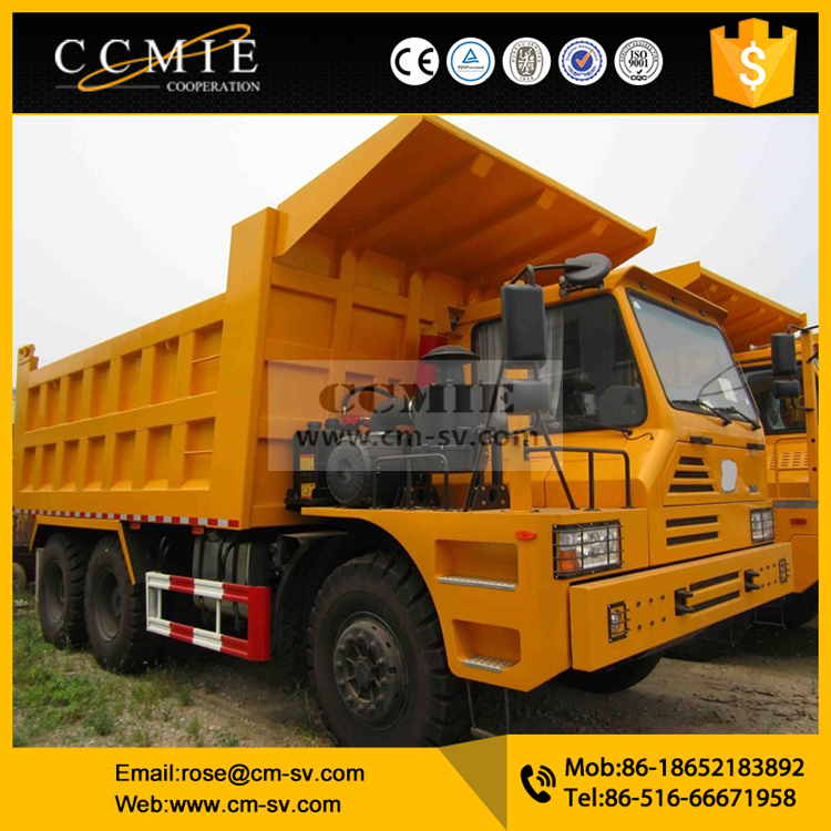 China supplier xugong NXG5640DT 64 ton 6x4 mini dumper truck with price