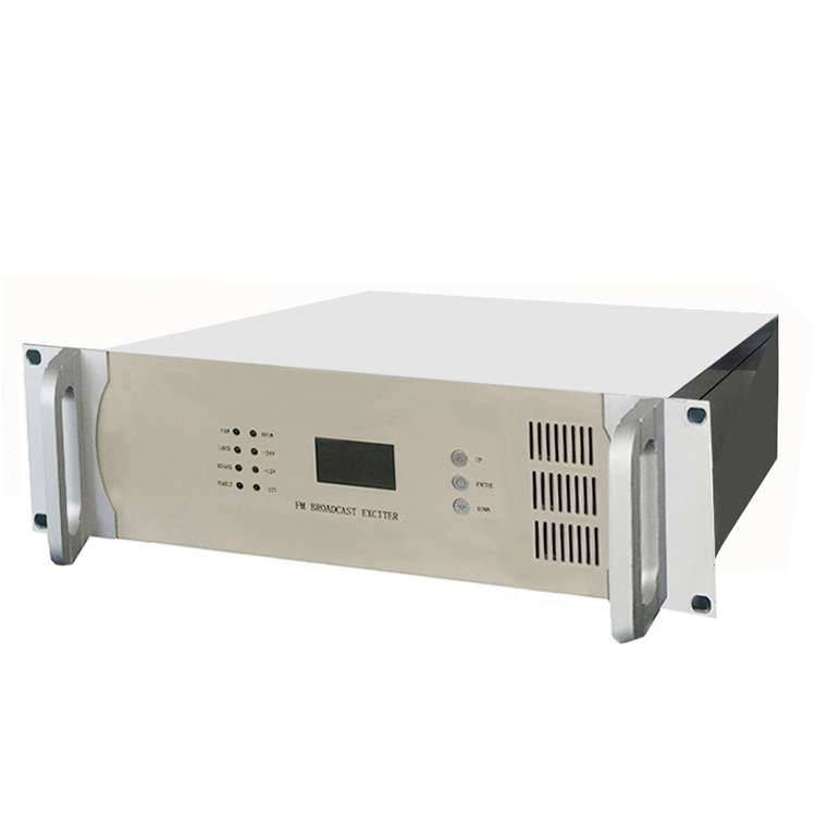 Factory Hot Sales fm radio broadcast transmitter