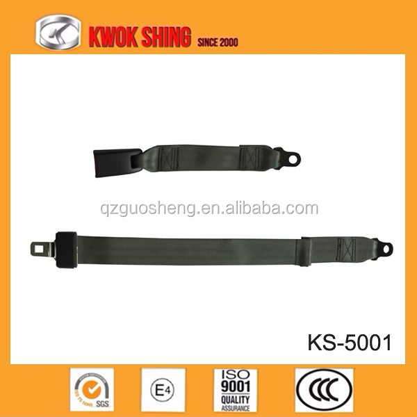 2015 wholesale high strength automotive seat belt for bus accessories for bus rear seat