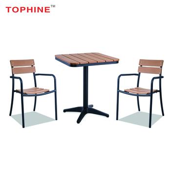 Sedie In Plastica Per Esterno.Contratto Tophine Commerciali Mobili Da Giardino Moderno Alluminio