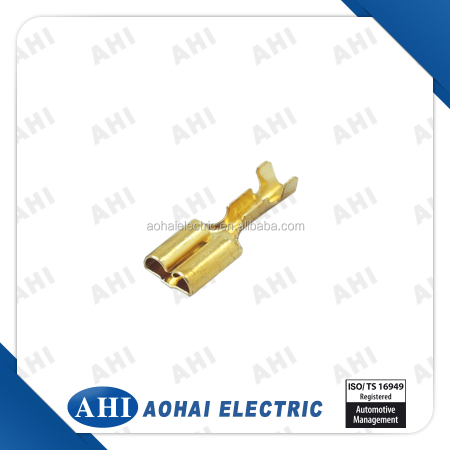 auto fuse connector electrical wire harness reel brass lug. Black Bedroom Furniture Sets. Home Design Ideas