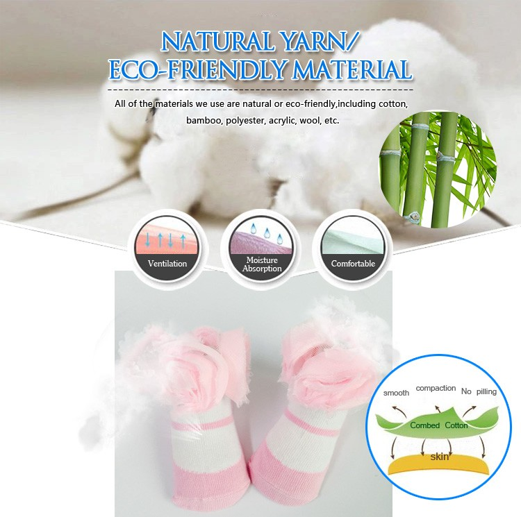 Pink cute laces knitting pattern baby socks,baby socks like shoe,socks baby