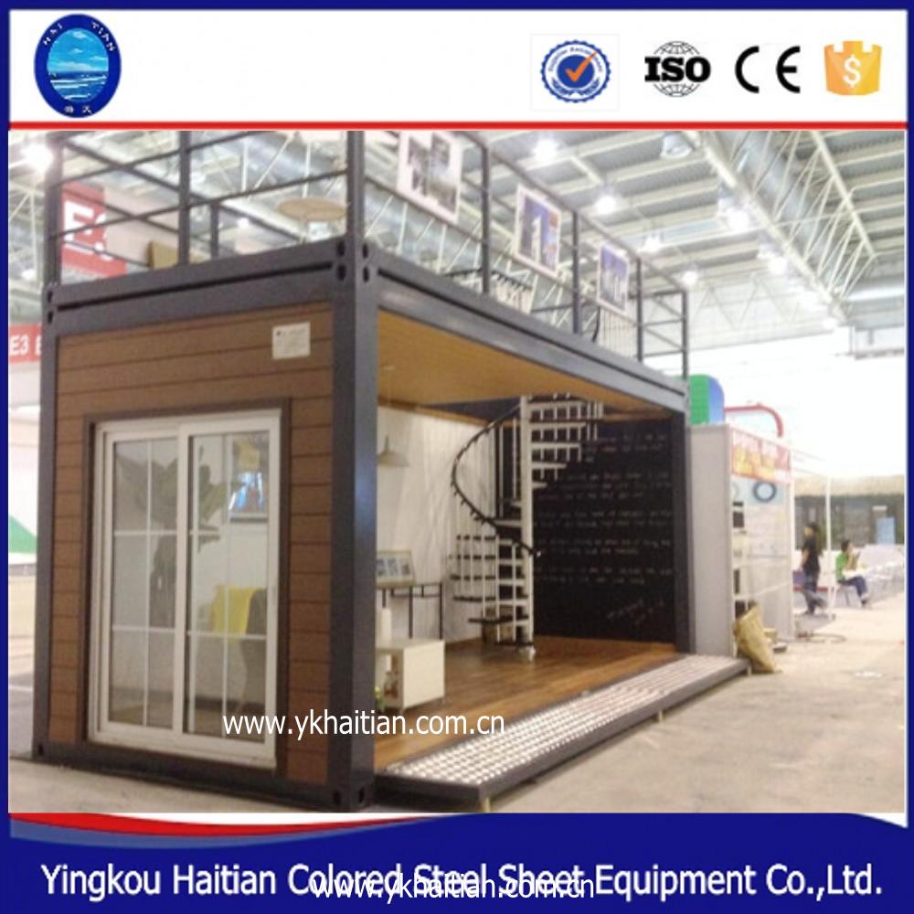 Costa rica russische log woningen ron gates modellen for Mini wohncontainer
