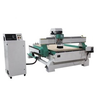Wood Furniture MDF Marking Atc CNC Router with Vacuum Table for Advertising Industry
