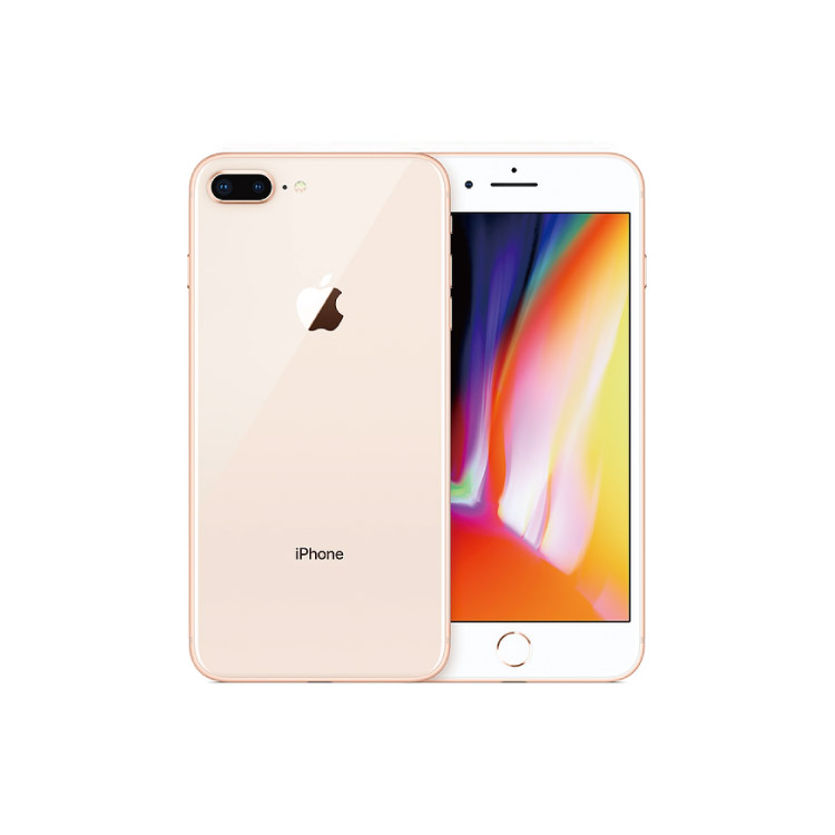 2019 हॉटेस्ट पारिस्थितिकी के अनुकूल गोल्ड प्लस 64GB के लिए एक ग्रेड 95% नई पुन: उपयोग मोबाइल फोन Iphone 8 प्लस