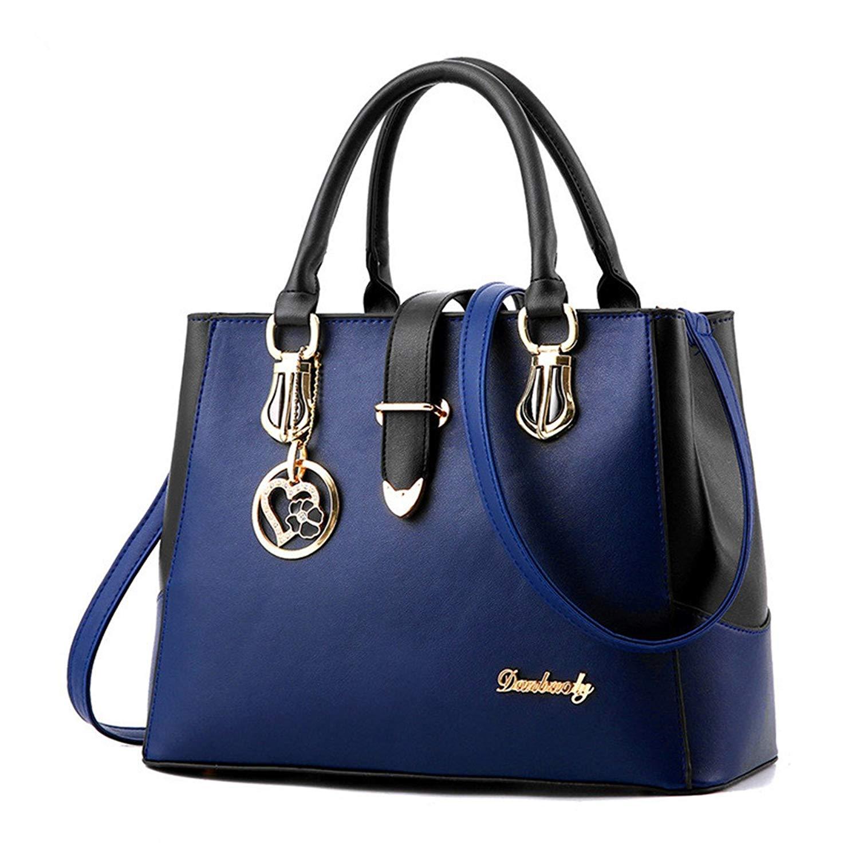 2f234e4a8bd8 Get Quotations · LittleBear Shoulder bag Messenger bag 2017 spring and  summer new black and white splicing handbag ladies
