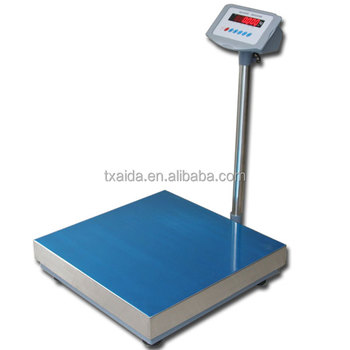 electronic weighting platform scale weight sensor