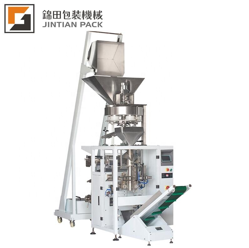 JT-420C <strong>rice</strong>/bean fully automatic granule cup packaging machine