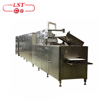 Chocolate making machine biscuit chocolate automatic donuts machine
