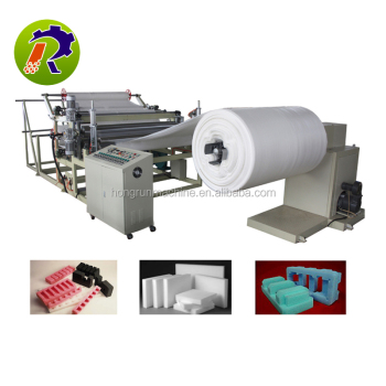 epe foam sheet/film/board hot melting recycling machine