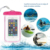 Waterproof Underwater Pouch waterproof cell phone case bag with Luminous