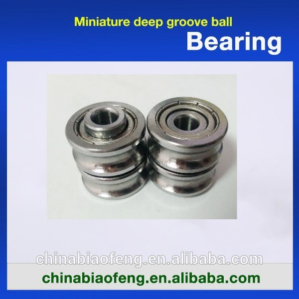 Different Miniature Deep Groove Ball Bearing Size,Ball Bearing for Ceiling Fan