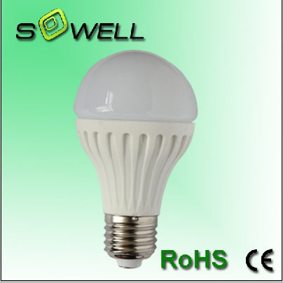 2014 hot sale E27 Led lighting G60 7W 2835SMD 550lm