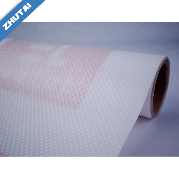 Oriented polypropylene woven packaging rolls for bag