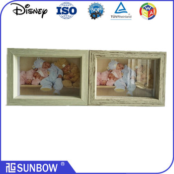 Wholesale Plastic Shadow Box Frames For Baby Photo Frames4 X 6