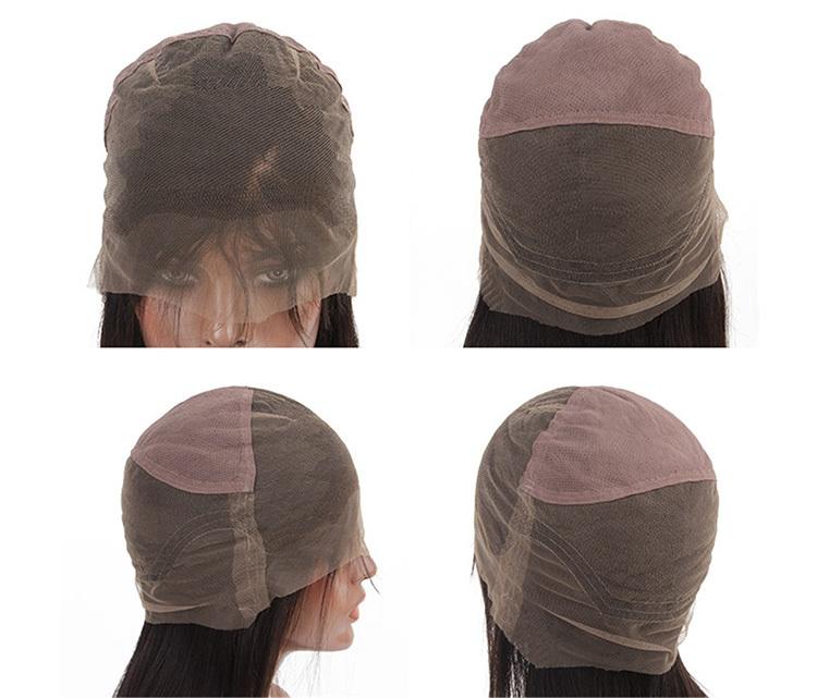 100 % Human Hair Wig Bangkok Human Hair Full Lace Wigs For Black ...