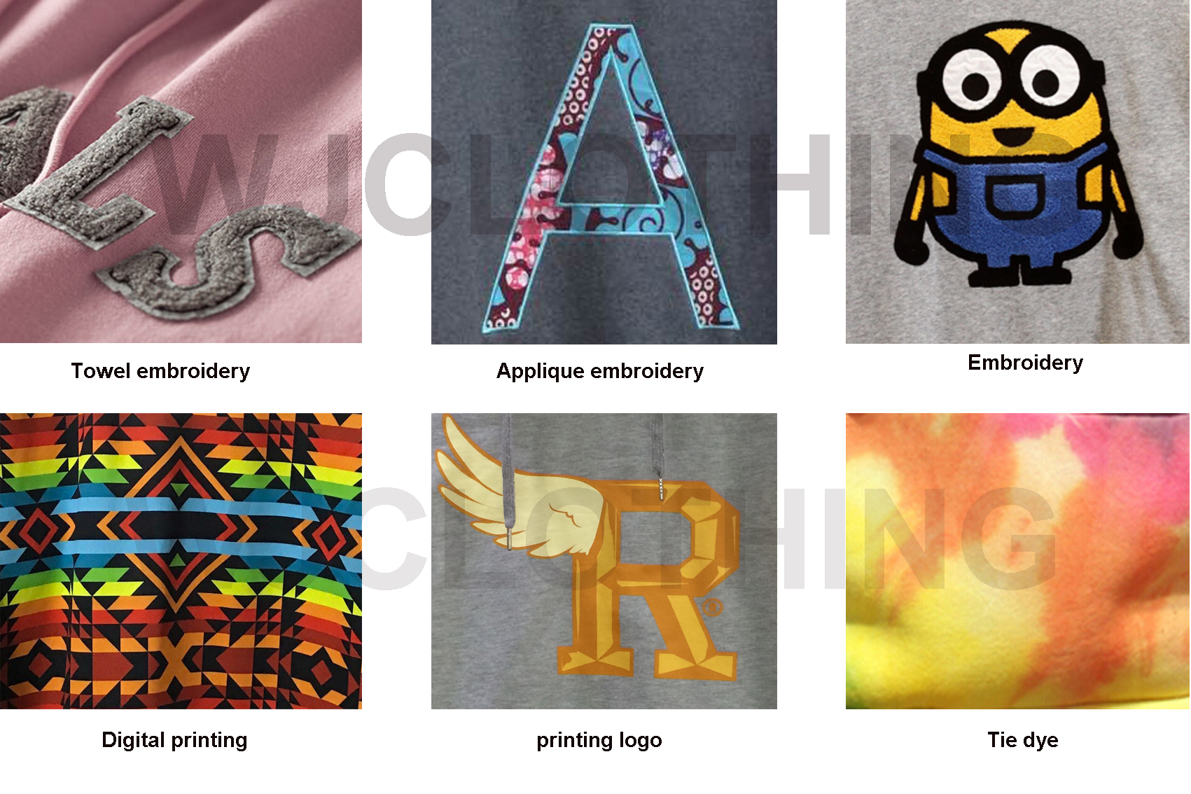 Custom embroidery logo strips fabric 100% cotton women dress t-shirt