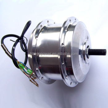 36v 350w electric bicycle scooter hub motor kit brushless for Scooter hub motor kit