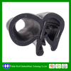 Black Co-extruded Rubber Door Seal for Automobiles