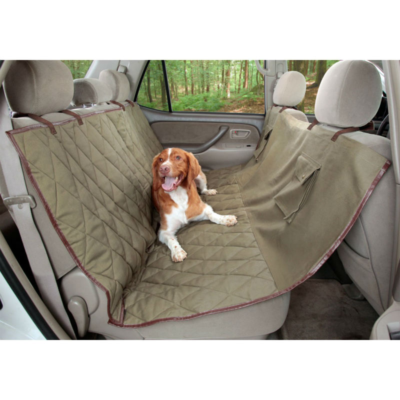 High quality fancy car seat cover pet car seat cover