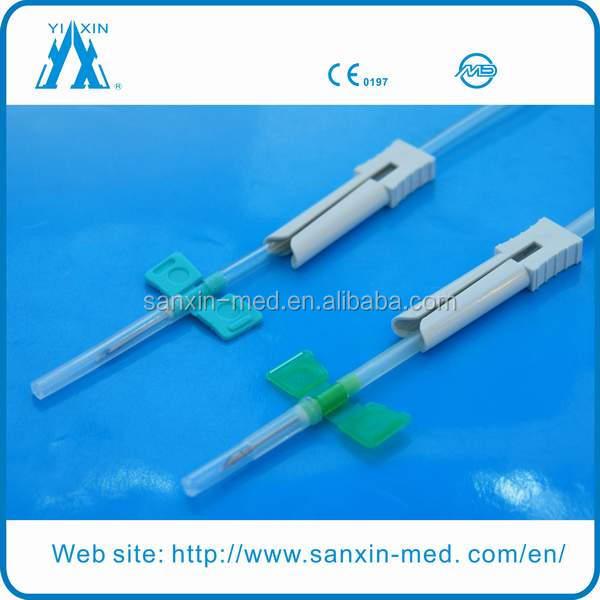Av Fistula Safety Needle