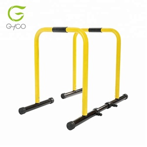 Multi-functional Bars Fitness Parallel Training Portable Dip Stand