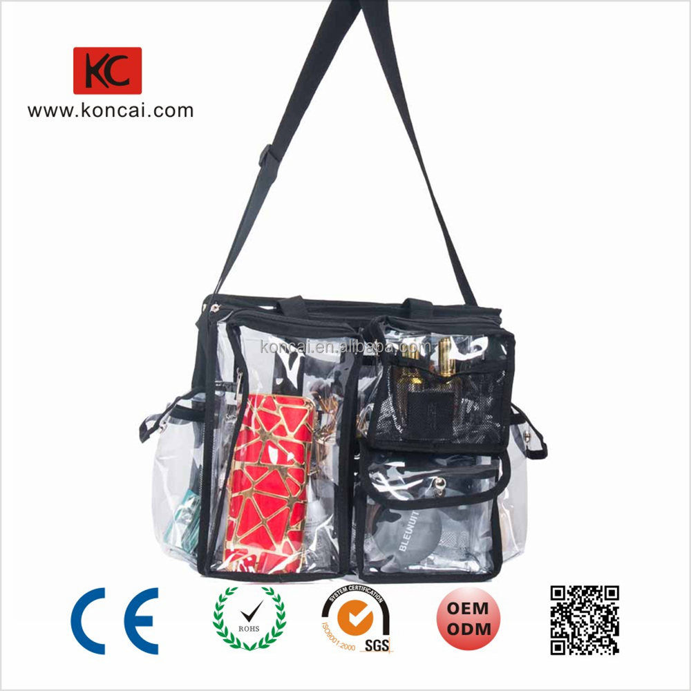 67304a9a987d Lady Nylon Rope PVC Plastic Jelly Beach Bag