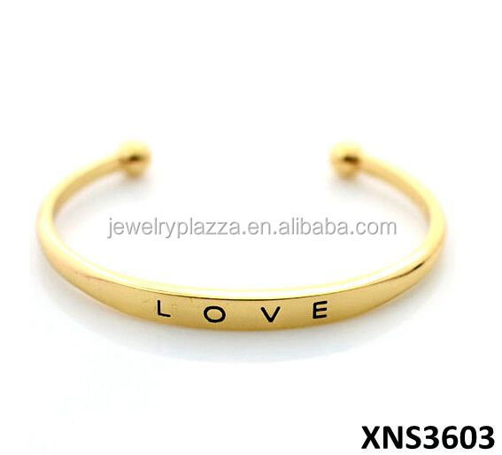 Wholesale Fashion Jewelry Solid 925 Sterling Silver Bracelet Engravable Bracelet Jewelry