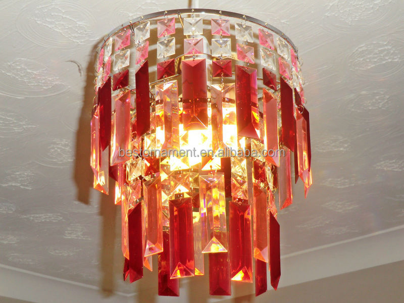 RETRO VINTAGE STYLE CEILING LIGHT CHANDELIER