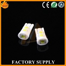 2016 New Arrival Ceramics 5SMD 5050 car led light t10, Better Heat Radiation