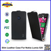 Slim leather case cover for Nokia 520 Accessories Made In China Factory--Laudtec
