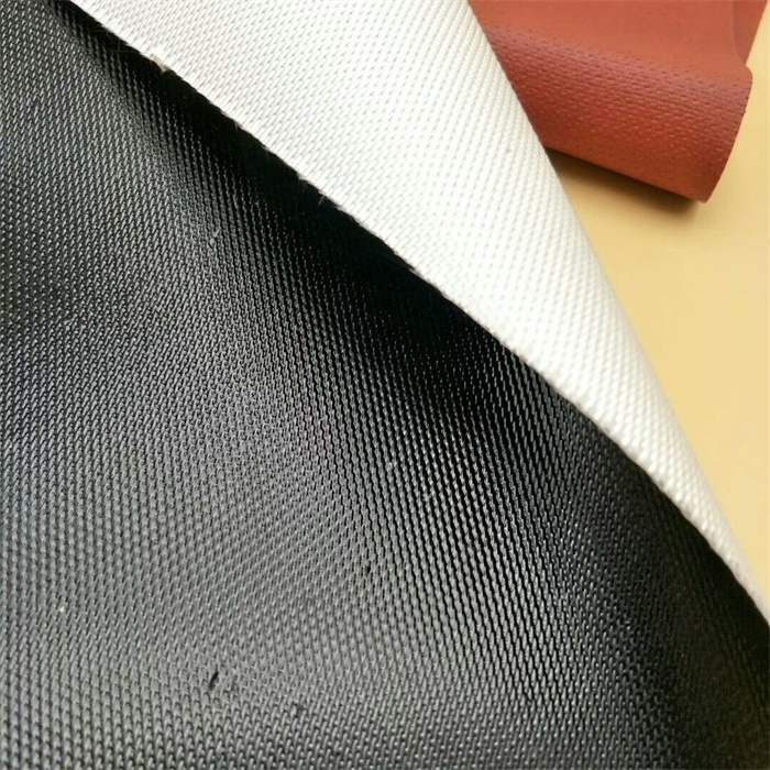 520g 620g Silicone Coated Fiberglass Fabric for waterproof fireproof heat insulation from China ROCKPRO