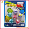 2015 Hot-sale Kids toy 32mm bouncing ball,6pcs included,rubber ball SP71812015-6A-8