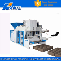 Trade assurance WT10-15 concrete hollow brick making machine price,products you can import from china