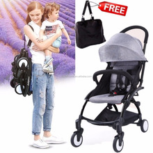yoya light weight baby stroller easy fold carry on baby stroller