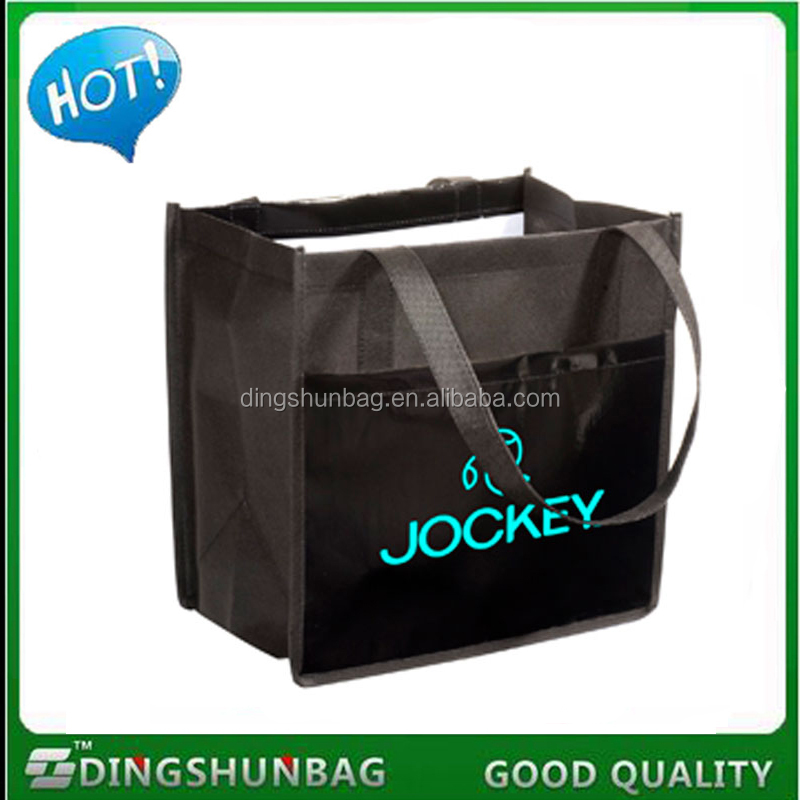 High quality Environment Friendly lamination non woven tote bag made in china