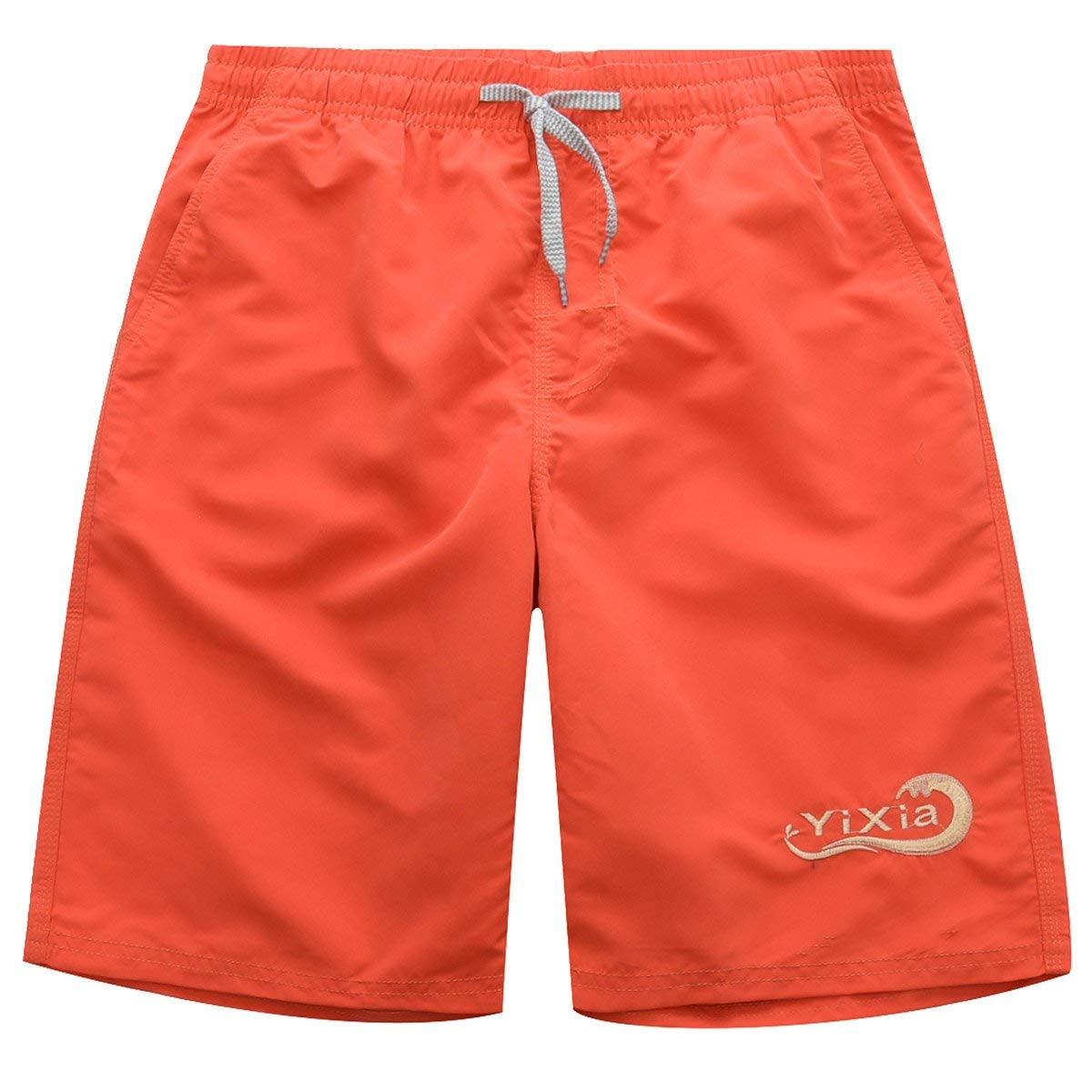 d812da7b3d Prefer To Life Solid Color Board Shorts Men's Swim Trunk Outdoor Beach Wear  (Asian Size