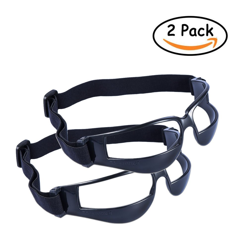 d480bb2ffdd1 Get Quotations · Asport Basketball Dribble Goggles Sport Training Aid