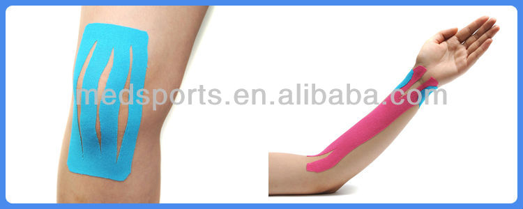 Sports Muscle Tape in Sports Safety!