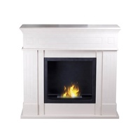 Fireproof material bio ethanol mdf fireplace wood stove(FP-006M)