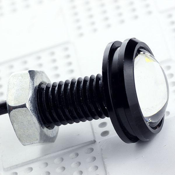 Новый бесплатная доставка продать из светодиодов обратный ультра-вырезом большим объективом дневной Dayline крючке 2013