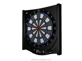 Dartbord Met Kast : Vdarts hot selling wereldwijd elektronische online dartbord