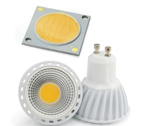5w Gu10 Gu5.3 Mr16 Factory Direct Sale Led Dimmable Cob led spot in house