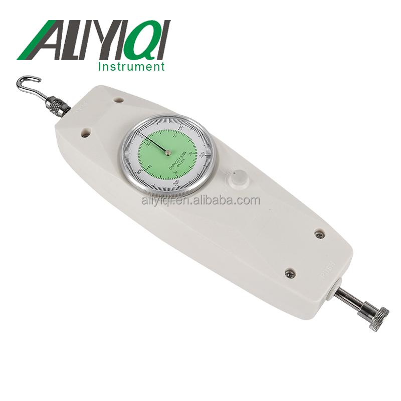 50N Analog Dynamometer Push Pull Force Gauge Force Meter Force Tester Measuring Instrument Force Gauges