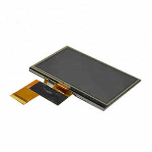 TM043NBH02 4.3 inch very small size tft LCD touch screen