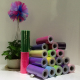 Wholesale 6 inches 25 Yards Colorful Nylon Soft Tulle Mesh Fabric Roll for Tutu Dress