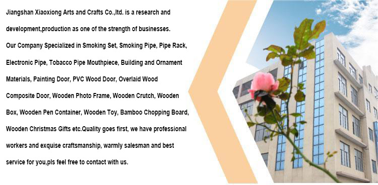 OEM Tobacco Pipe DIY Connecting Parts Change/Transform 9mm to 3mm filter Wooden Pipe Crafts Custom DIY Wood Material for Smoking