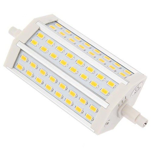 R7S led corn bulb light 15W 6w 12w Samsung SMD5730  replace halogen floodlight 10pcs/lot  Free shipping by fedex