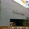 eco friendly wpc outdoor wall panel house siding