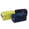 Fashion outdoor travel portable hanging toiletry bag for men